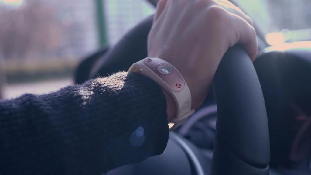 Teslar Turbo Chip wellness wearable
