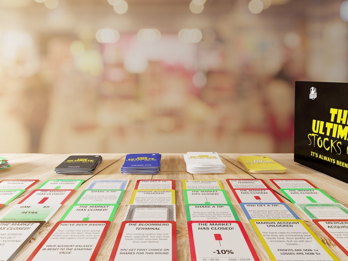 The Ultimate Stocks Game lets you buy shares and use insider tips » Gadget Flow