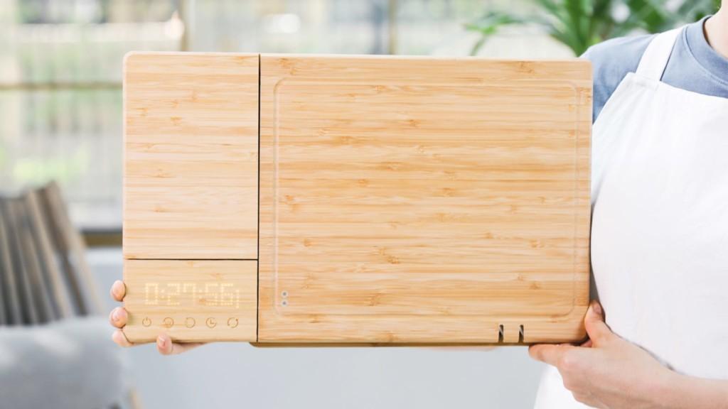 The Yes Company ChopBox smart cutting board