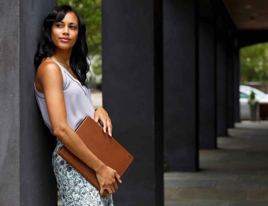10 of the best MacBook Pro cases and covers Twelve South Journal Luxury Leather MacBook Case