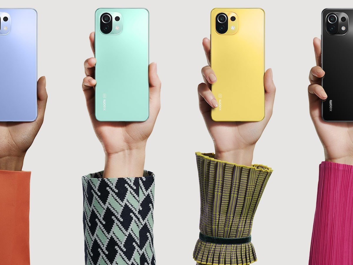 Xiaomi Mi 11 Lite 5G smartphone series has a 64 MP rear camera, 4,250 mAh battery, & more