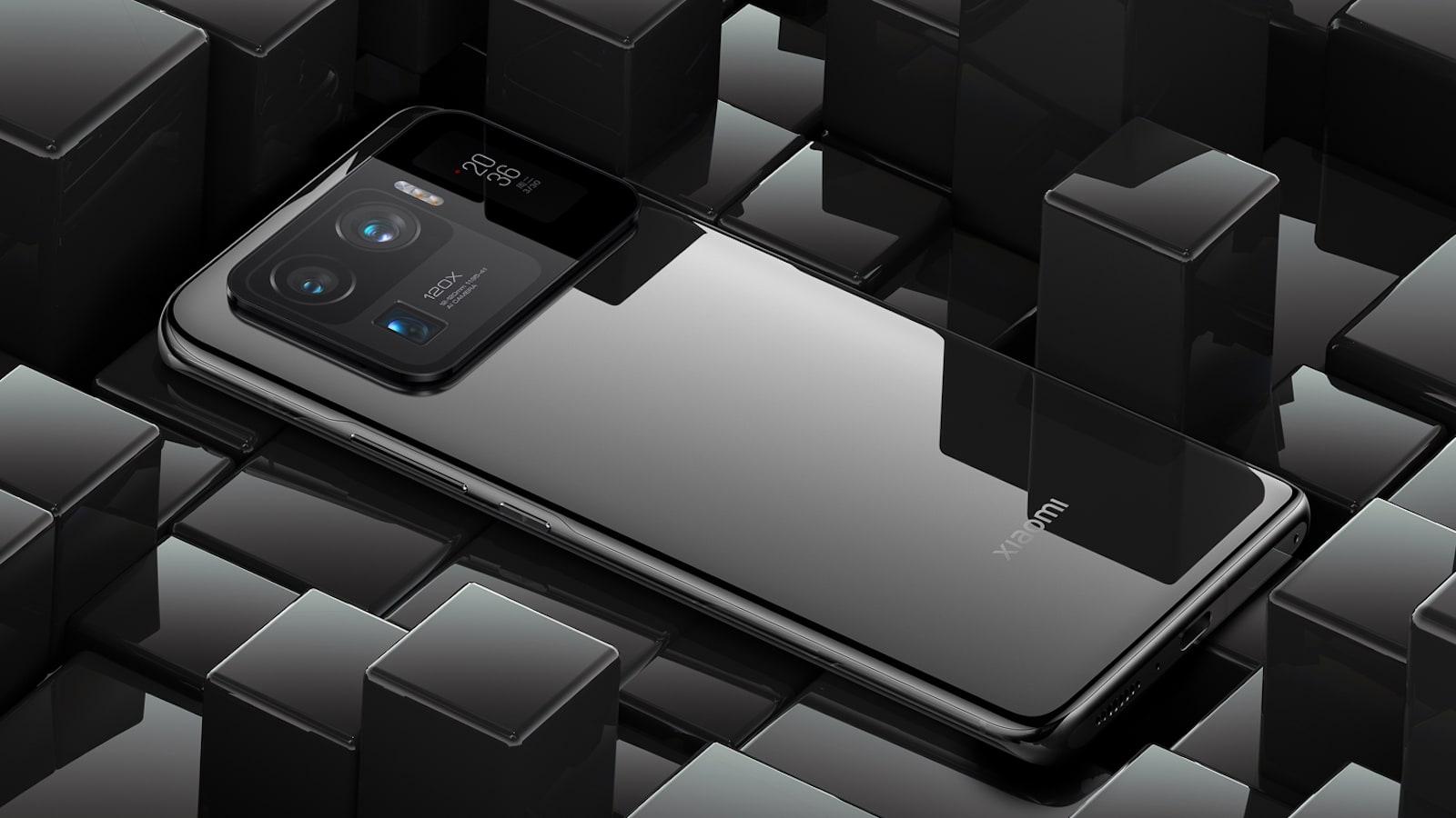 Xiaomi Mi 11 Ultra photography smartphone features a Samsung GN2 large camera sensor