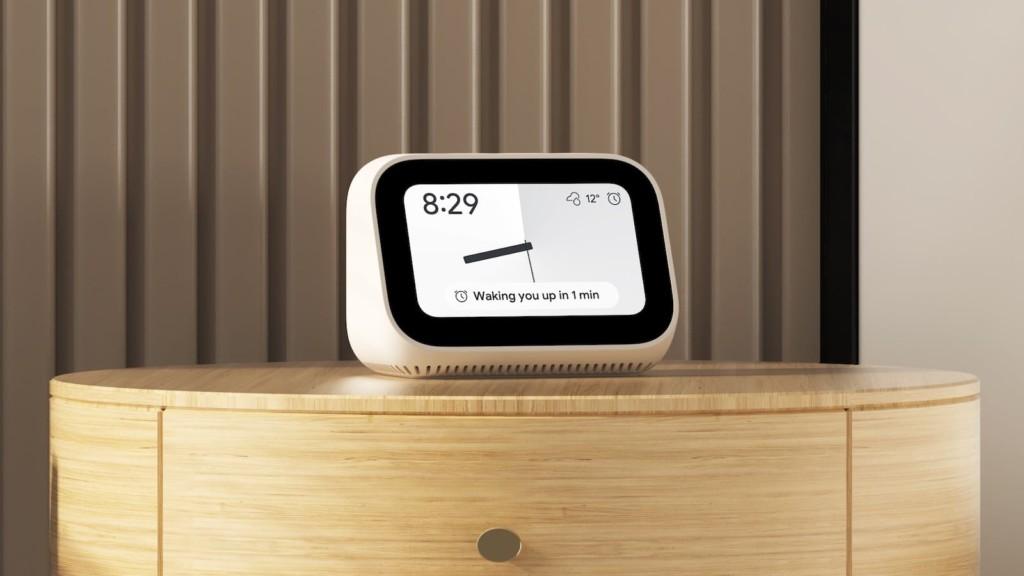 mind-blowing gadgets for your bedroom Xiaomi Mi Smart Clock