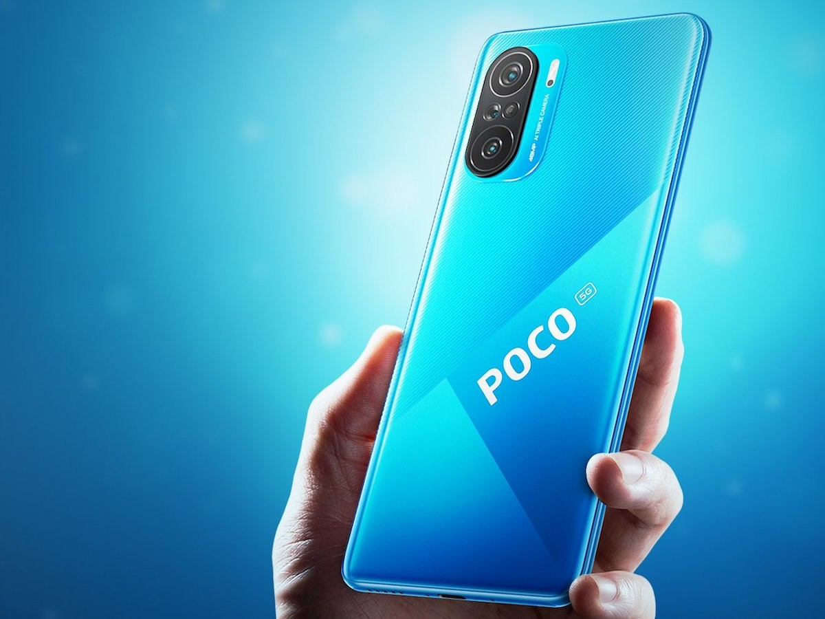 Xiaomi POCO F3 5G phone features Dolby Atmos dual speakers