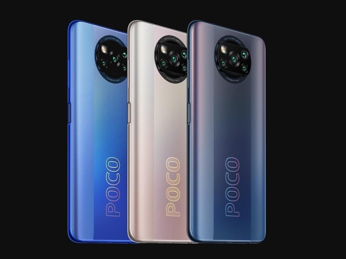 Xiaomi POCO X3 Pro smartphone has a Qualcomm Snapdragon 860 processor