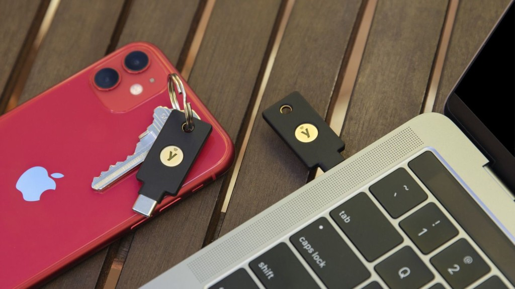 Yubico YubiKey 5C NFC multiprotocol security key