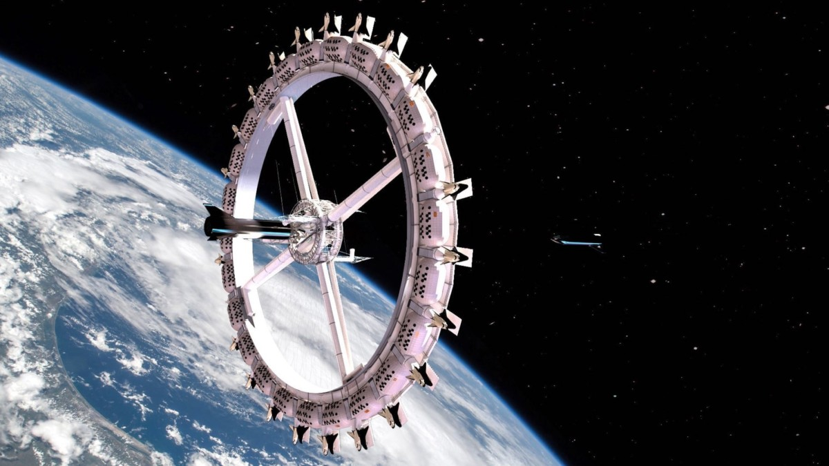Ready for a space hotel? The Voyager Station will launch soon