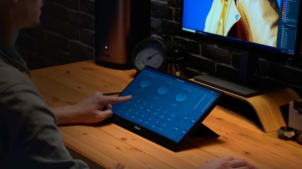 ASUS ProArt Display PA148CTV portable professional monitor