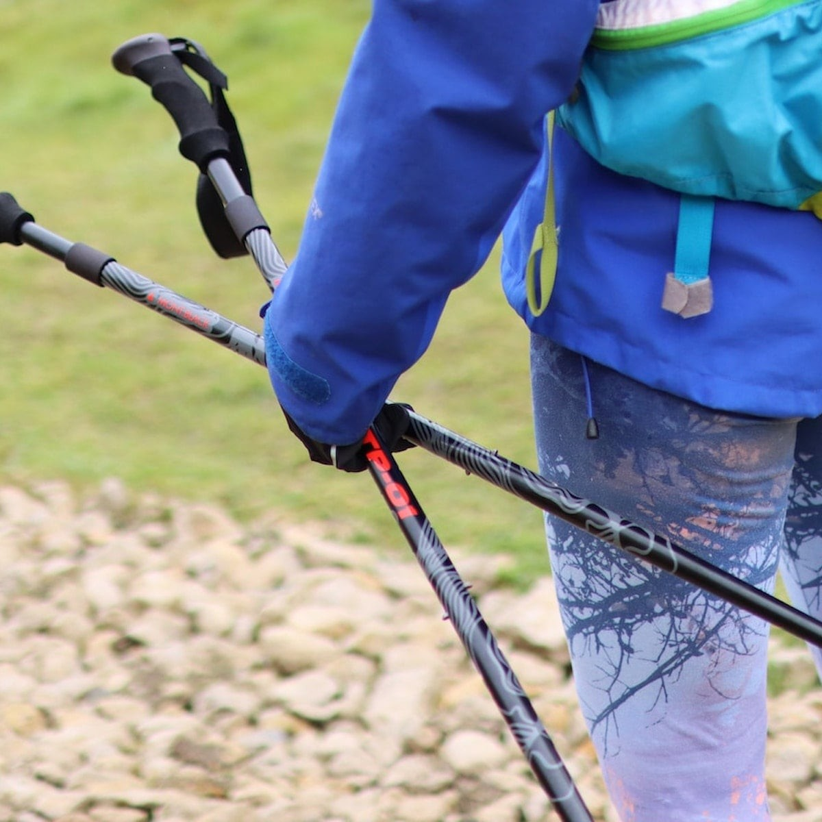 This adjustable alpine pole is what you need for your mountain treks thumbnail