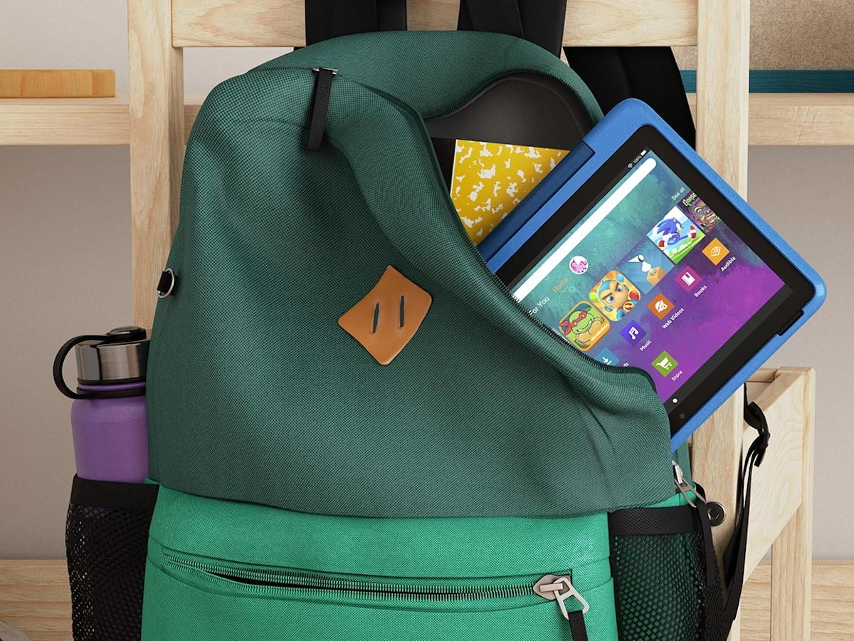 Amazon Fire HD 10 Kids and Kids Pro 2021 tablets have octa-core processors & tough designs