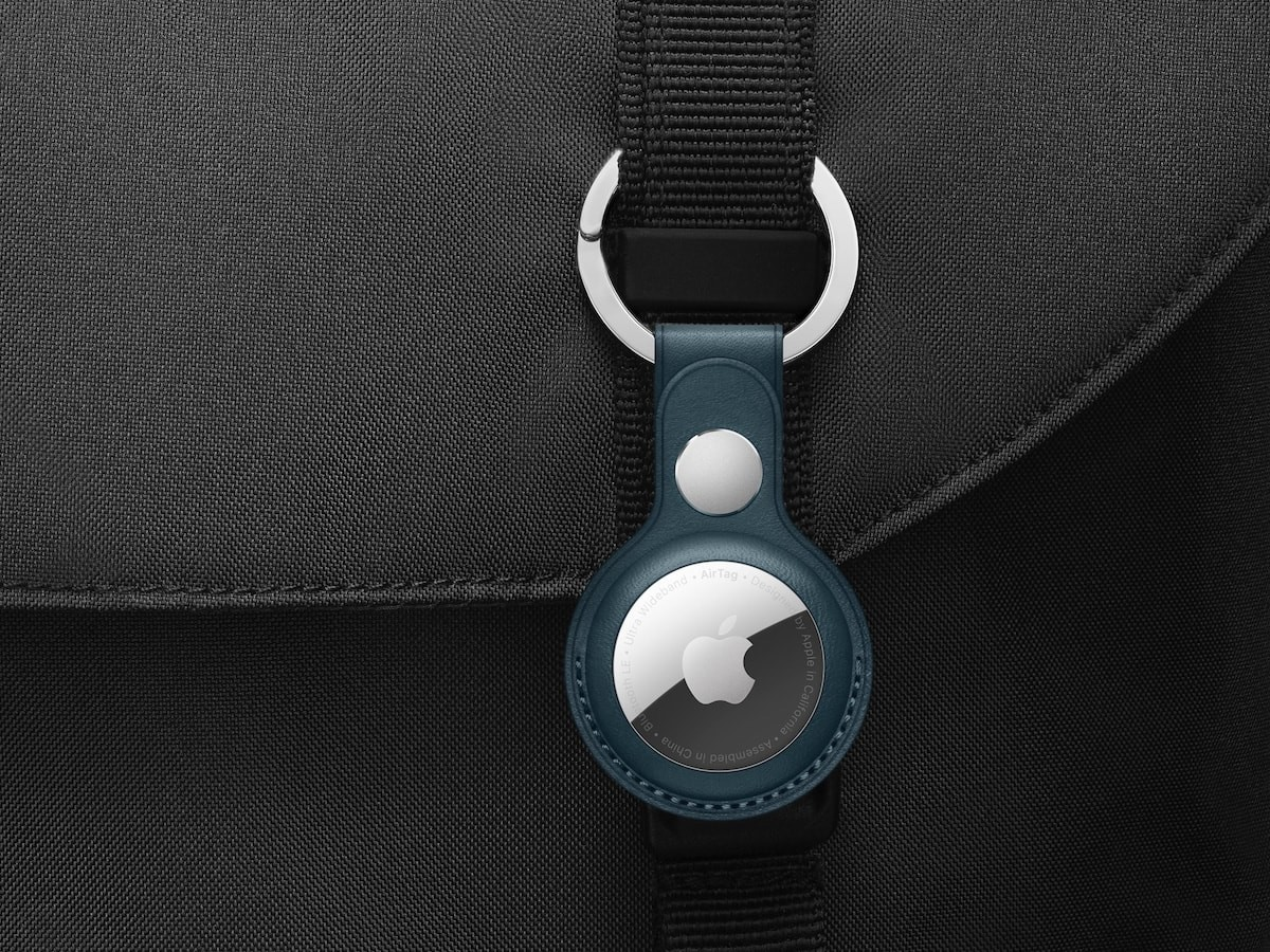 Apple AirTag iPhone accessory securely locates your iPhone with the Find My ecosystem thumbnail
