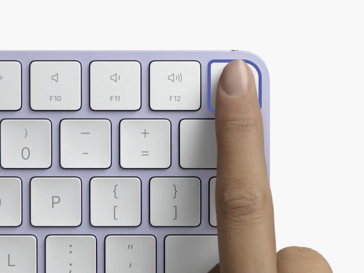 Apple Redesigned Magic Keyboard features Touch ID for privacy and new quick-tap buttons