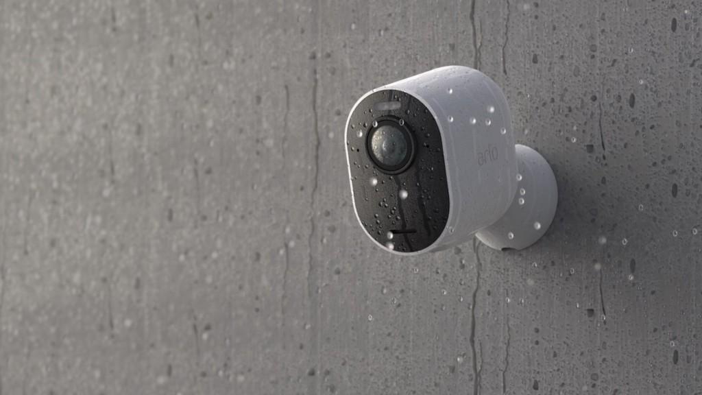 Arlo Ultra 2 Spotlight Security Camera