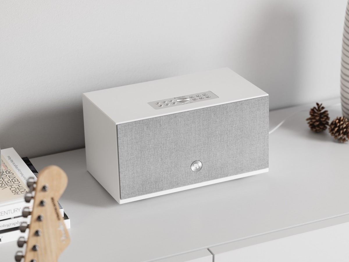 Audio Pro ADDON C10 MKII multiroom speaker works with AirPlay 2 and Google Cast