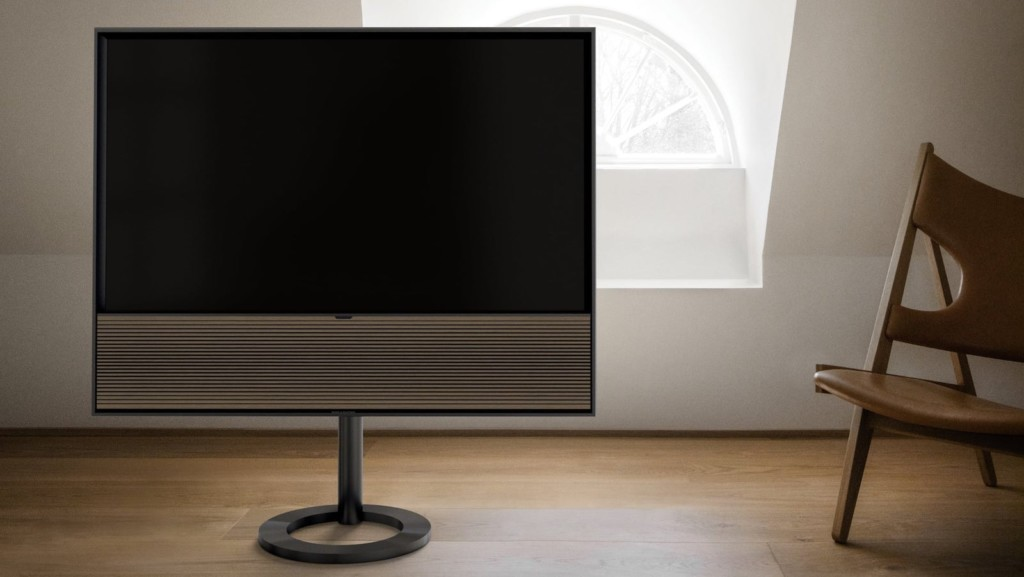 Bang and Olufsen Contour all-in-one OLED TV