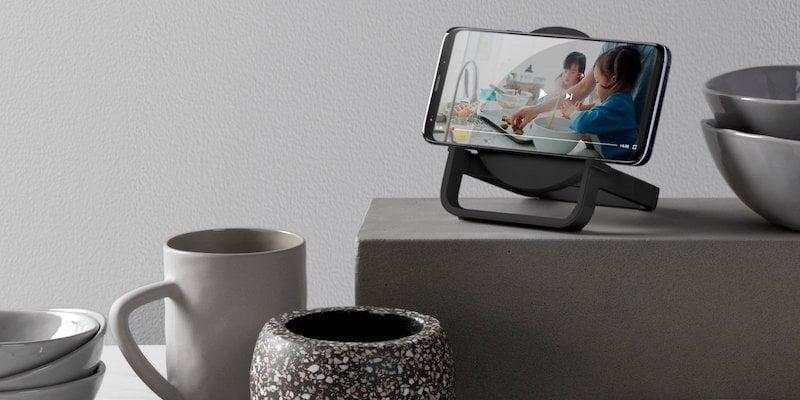 Belkin BOOST CHARGE Wireless Charging Stand Speaker