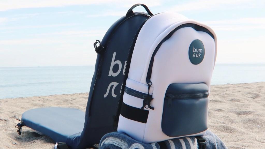 Bumruk lightweight backpack chair