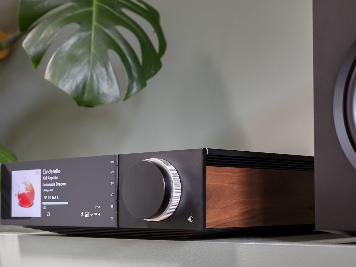 Cambridge Audio Evo all-in-one music players showcase a high-quality hi-fi sound