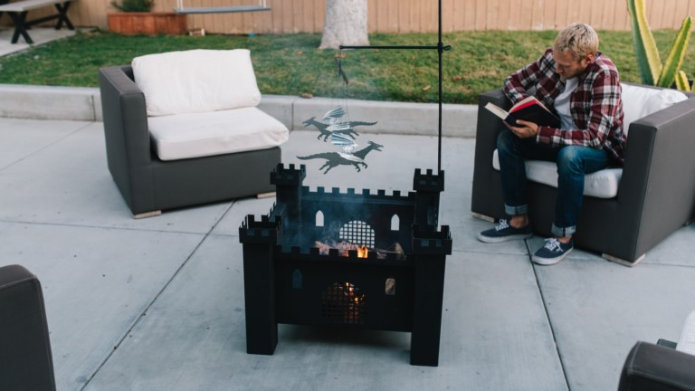Campfire Flyers flame-powered dragons instantly transport you to a fantasy world