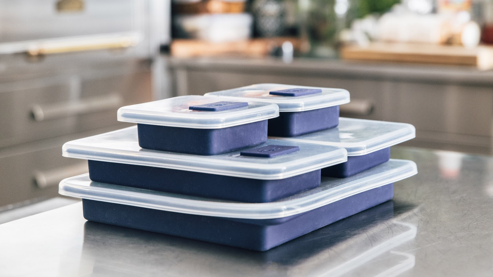 Omnipan by Chef Avenue high-performance cookware lets you prep, cook, bake, steam, & serve