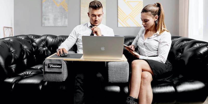 Couchmaster CYWORX ergonomic lapboard