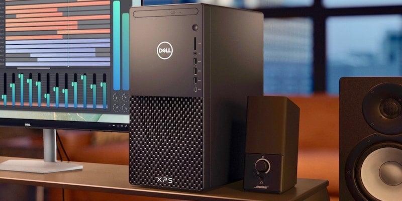 DELL XPS Desktop expandable computer