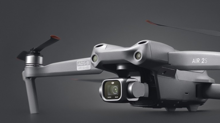 DJI Air 2S photography drone features an expansive 1″ image sensor & large 2.4μm pixels