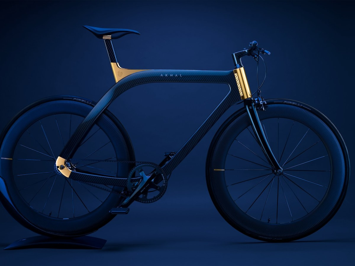 EXTANS Akhal Sheen fully carbon bike comes in a limited-edition series of just 19