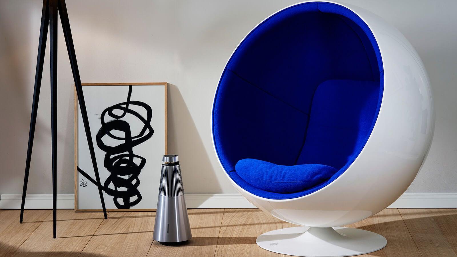 Eero Aarnio Fiberglass Ball Chair