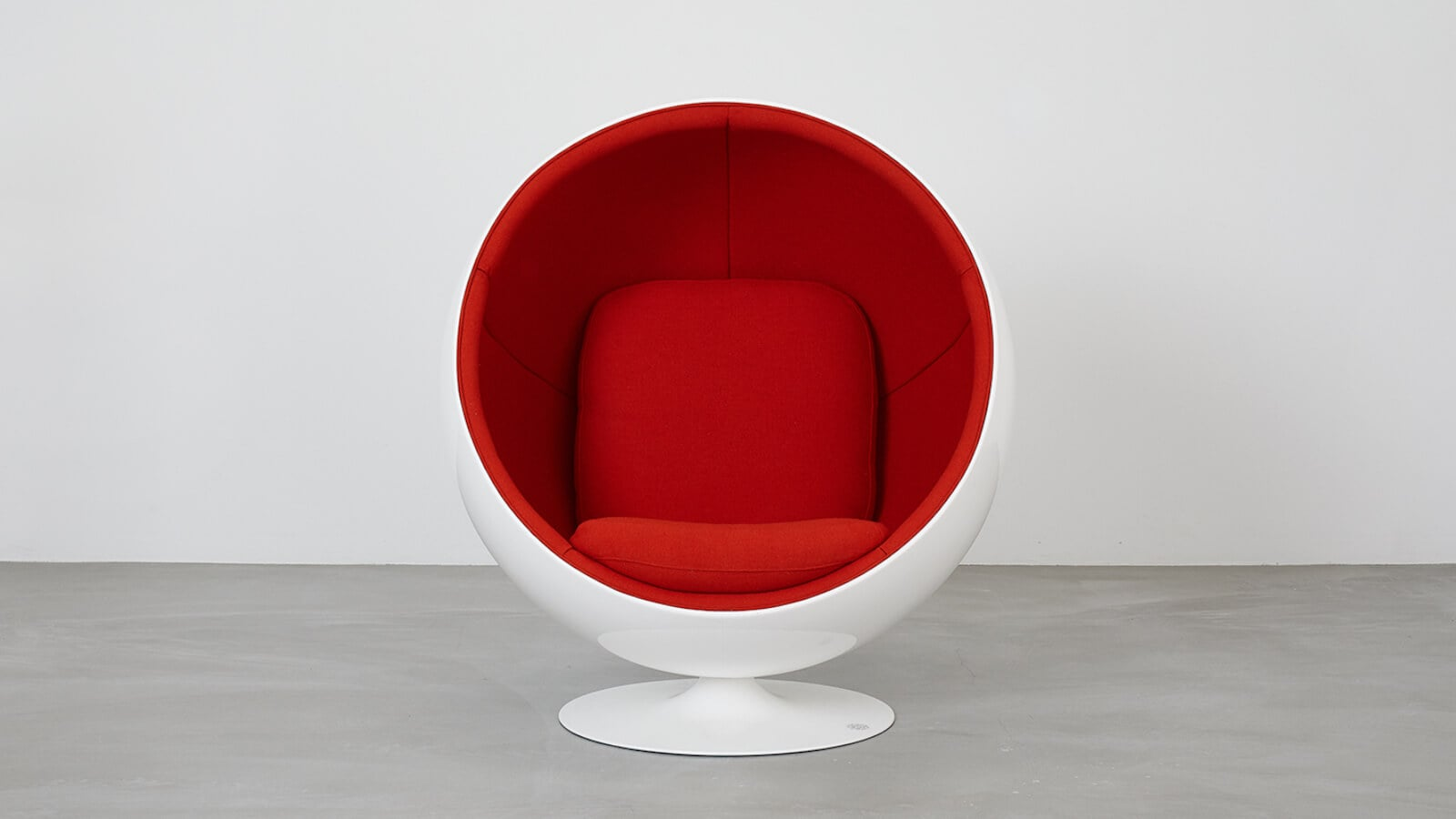 The most expensive gadgets you can buy Eero Aarnio Fiberglass Ball Chair