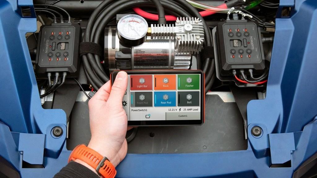 Garmin Tread powersport off-road GPS