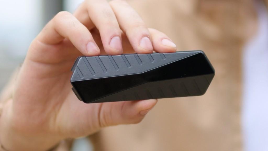 GigaDrive super-fast external SSD