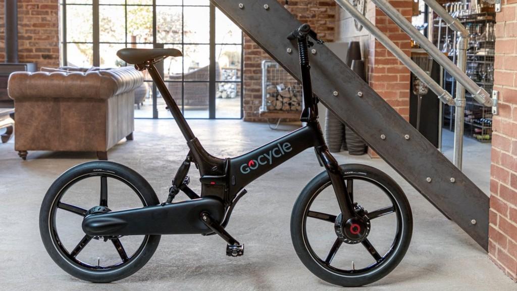 Gocycle G4 Foldable eBike Series
