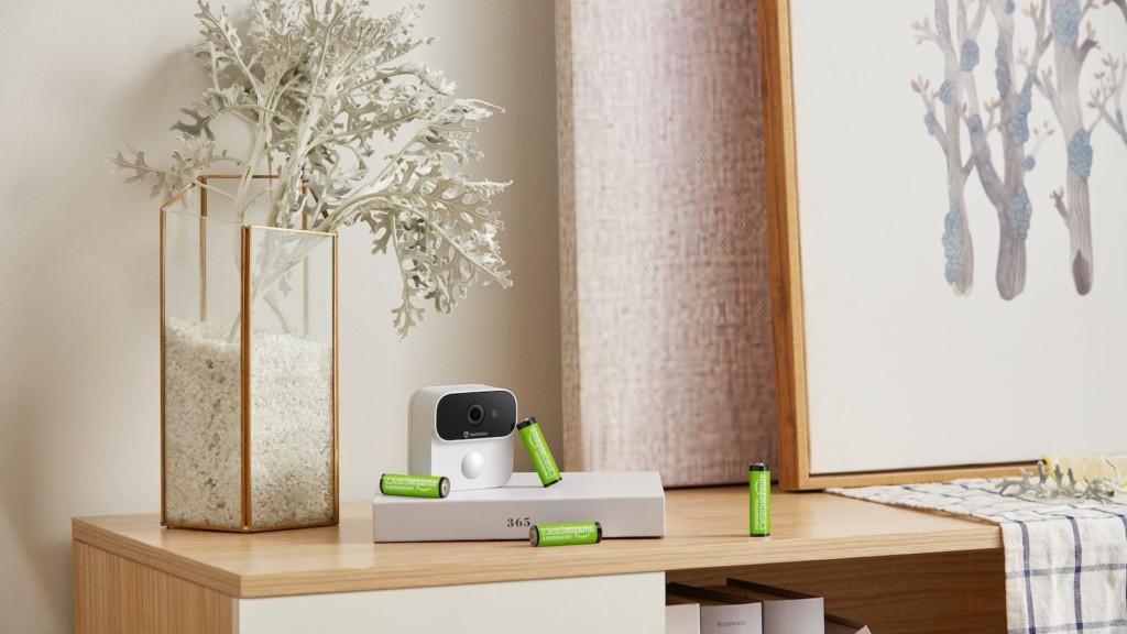 HeimVision Assure B1 2K Ultra HD camera and smart hub