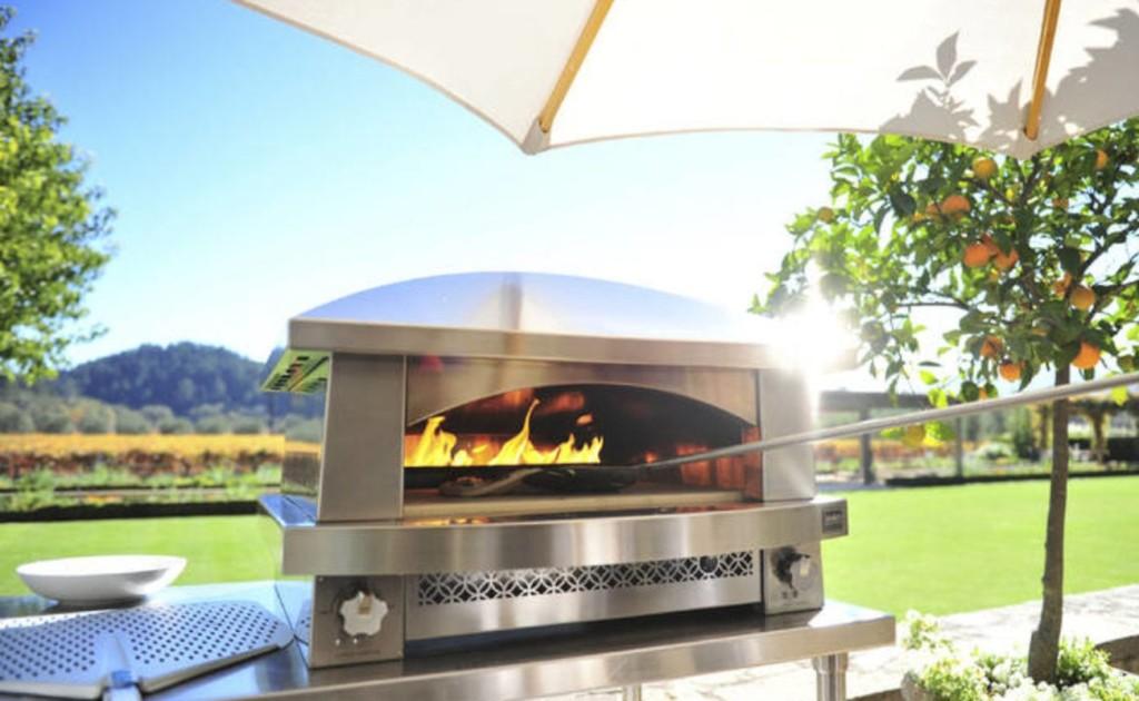 Kalamazoo Artisan Fire Outdoor Gas Pizza Oven