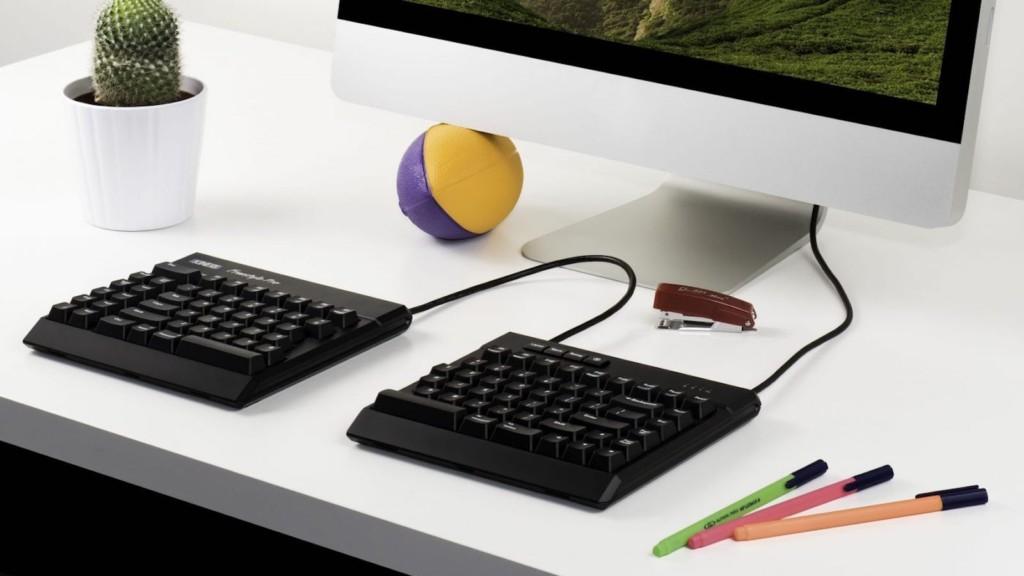 Kinesis Freestyle Pro ergonomic split keyboard