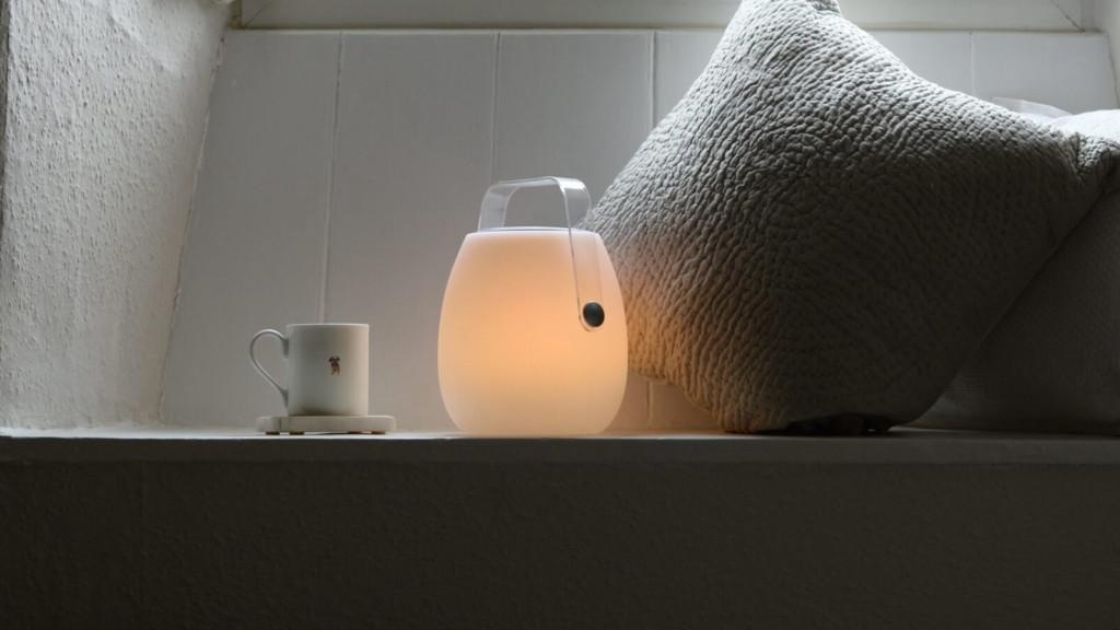 Koble Designs Ava Bluetooth Speaker Lantern