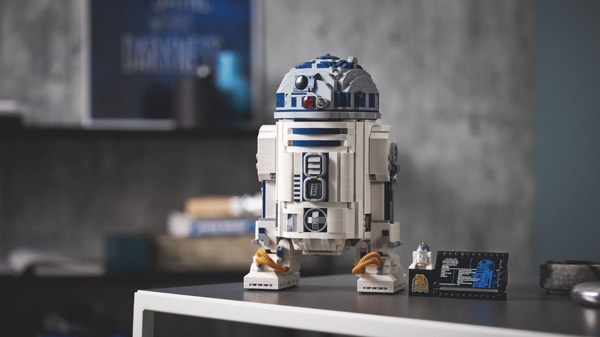 LEGO just made May the 4th worth waiting for with its new Star Wars R2-D2 set