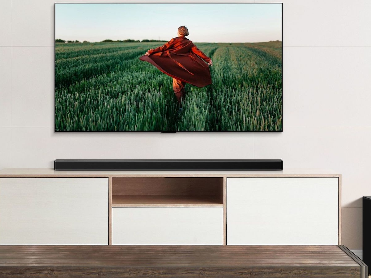 LG 2021 Soundbar Lineup features AI Sound Pro and is compatible with voice assistants
