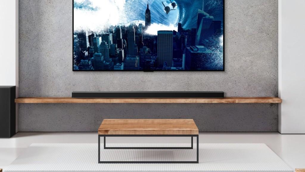 LG 2021 Soundbar Lineup