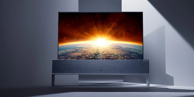 LG's rollable TV finally goes on sale—what's in store?