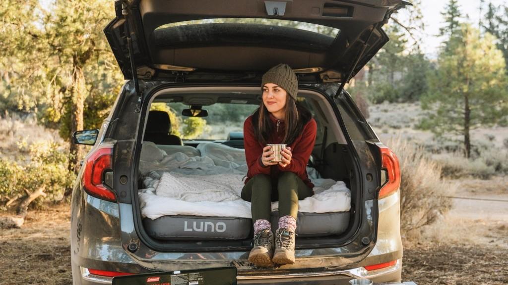Luno Vehicle Air Mattress 2.0