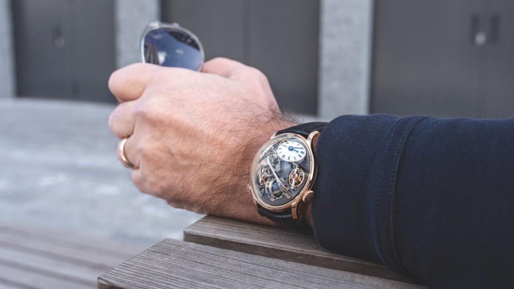 MB-F LMX luxury men's watch