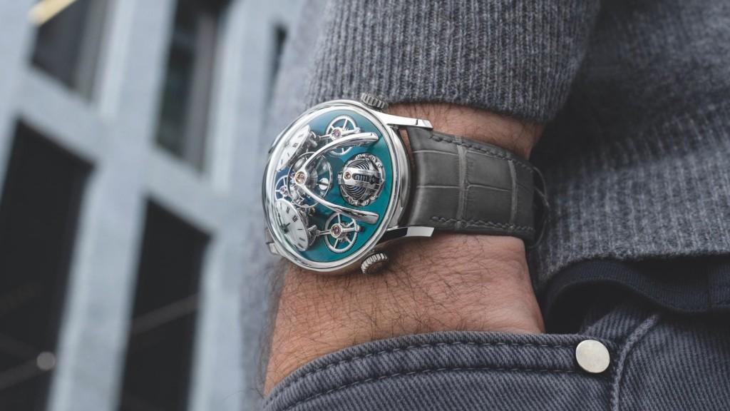 V MB-F LMX luxury men's watch