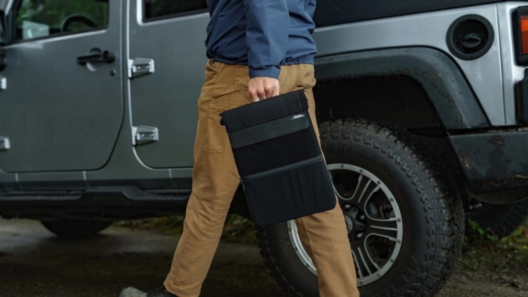 Matador Laptop Base Layer provides fast, waterproof access to your computer