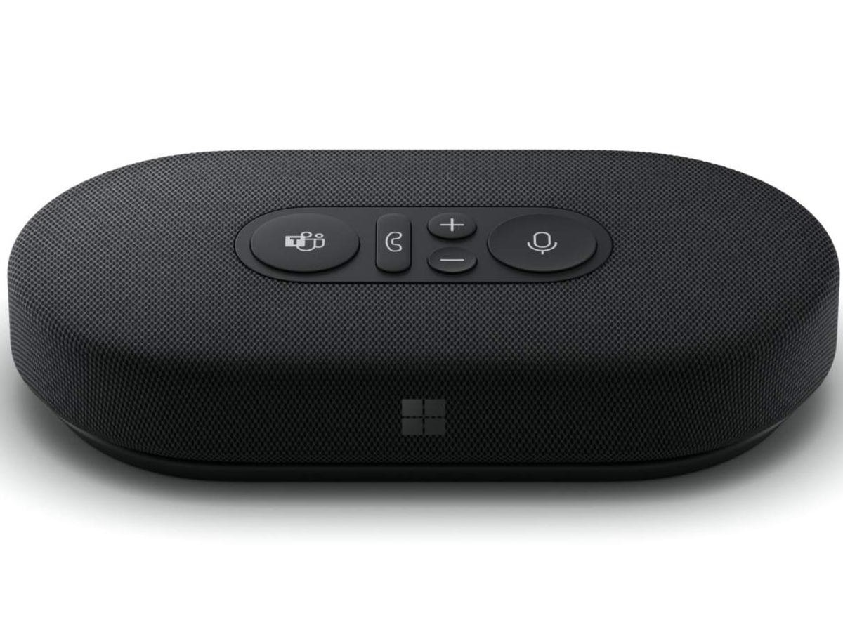 Microsoft Accessories for Teams include high-quality audio and video gadgets