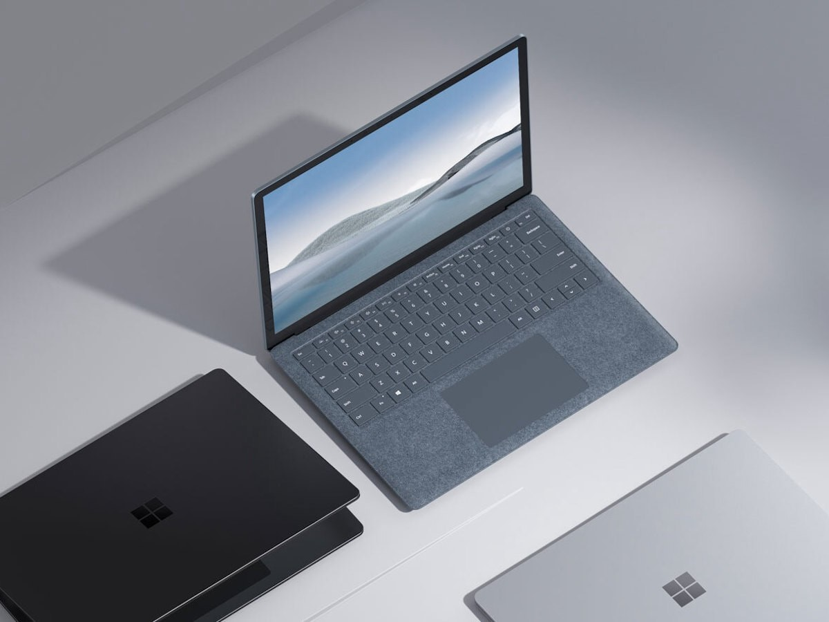 Microsoft Surface Laptop 4 has up to 19 hours of battery life and 70% more speed