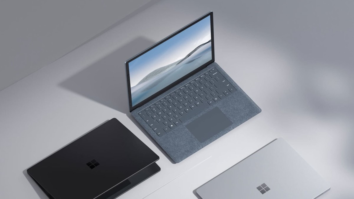 Microsoft Surface event—new Surface Laptop 4, Surface Headphones 2+, and more