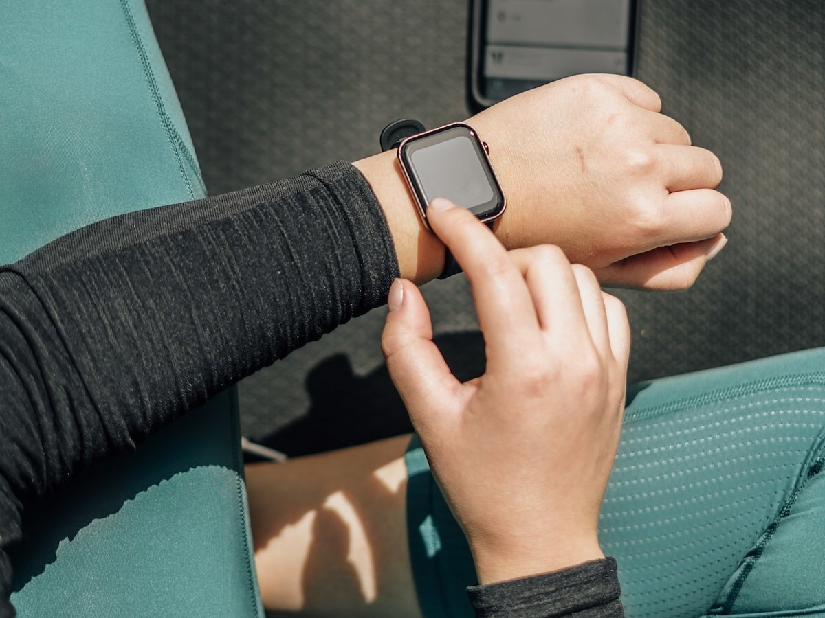 Mobvoi TicWatch GTH health smartwatch monitors skin temperature, oxygen levels, and more