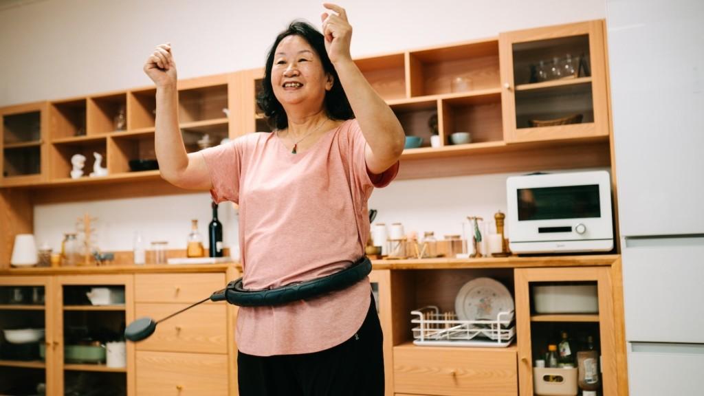 Motus Orbit+ revolutionized hula hoop